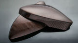 Octavia III - mirror covers - REAL CARBON FIBRE - RED Click to view details.