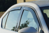 for Octavia III Limousine - FULL wind/rain deflector set Click to view details.