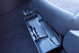 Octavia III - storage box under the LEFT seat - original Skoda  Click to view details.