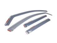 for Octavia III Combi - wind/rain deflector set - FULL SET - CLEAR Click to view details.