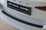 for Octavia IV Combi - rear bumper protective panel by Martinek Auto -  BASIC Click to view details.