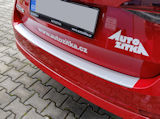 for Octavia IV Combi - rear bumper protective panel by Martinek Auto -  V2 - ALU look Click to view details.