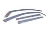 for Rapid SpaceBack - wind/rain deflector set - FULL SET - CLEAR Click to view details.
