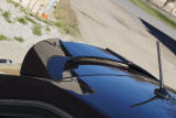 Rapid SpaceBack - rear roof spoiler V1 - KI-R Click to view details.