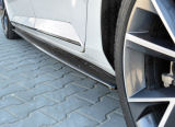 Superb III - ABS plastic side skirts in DTM style Click to view details.
