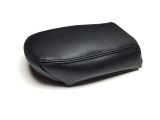 Scala - leather cover for JumboBox - BLACK stitch Click to view details.