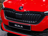 Scala - BLACK MAGIC grille frame from SCALA MONTE CARLO Click to view details.