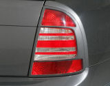 for Superb - tail lights covers ABS Click to view details.