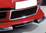 for Superb - front bumper CHROME cover for radiator grill Click to view details.