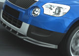 for Yeti - front bumper OFF-ROAD diffusor Click to view details.