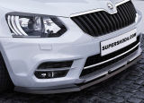 for Yeti CITY Facelift 2013+ front bumper DTM spoiler Click to view details.